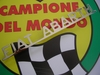 "Emblem ""FIAT ABARTH"" Fiat 500, 600, 1000, 124, 128, 131 Rally"