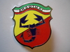 Abarth Emblem 70mm Serie 2
