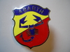 Abarth Emblem 70mm ,letzte Serie