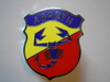 Abarth Emaill Emblem 50mm