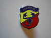 Abarth Emaill Emblem 30mm