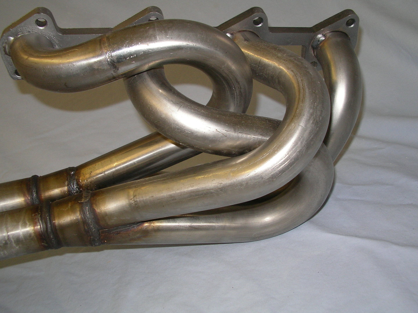 Exhaust Header Bmw 1602 2002 Alpina Style Exotic Raceparts Scuderia Topolino