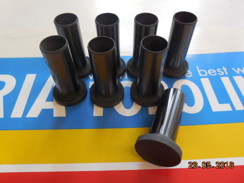DLC coated lifter set, Fiat 600-850-A112-Abarth